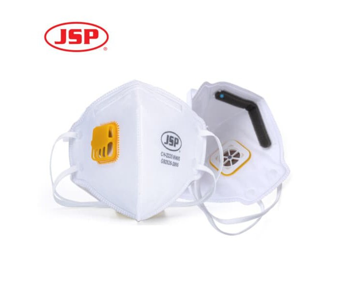 04-22227 CH-2225V头戴式带阀防尘口罩