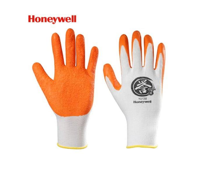 YU138 经济款乳胶涂层工作手套