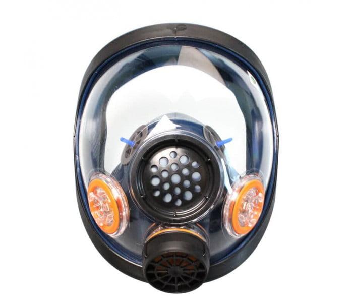 ST-S100-1 硅胶球面防毒面具