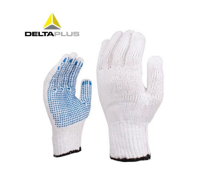 208006PVC点塑针织手套