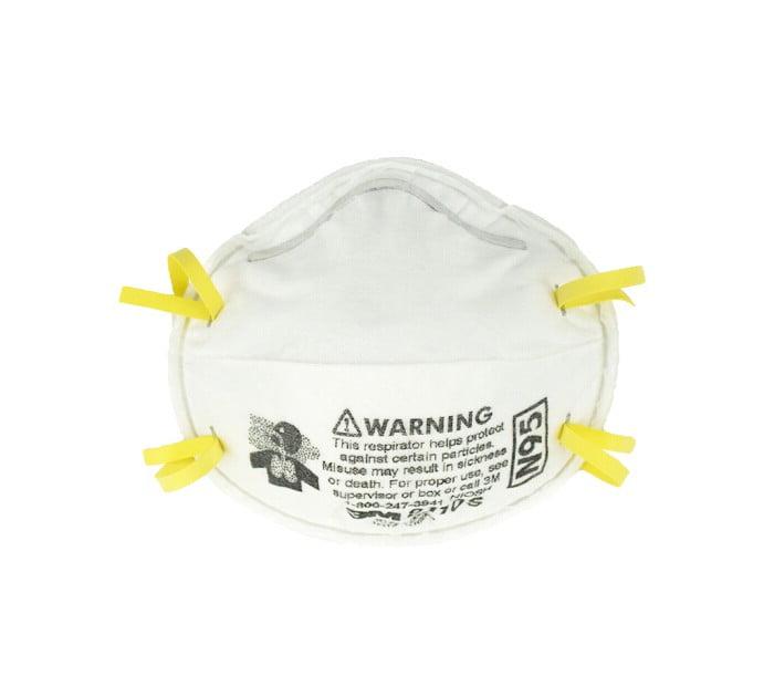 8110S N95防尘防护口罩