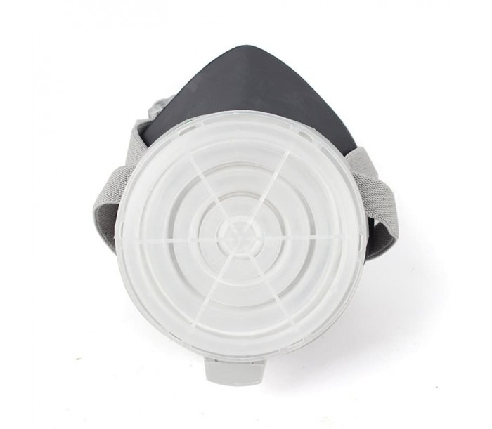 ST-VAX 头戴式橡胶多功能防尘面罩