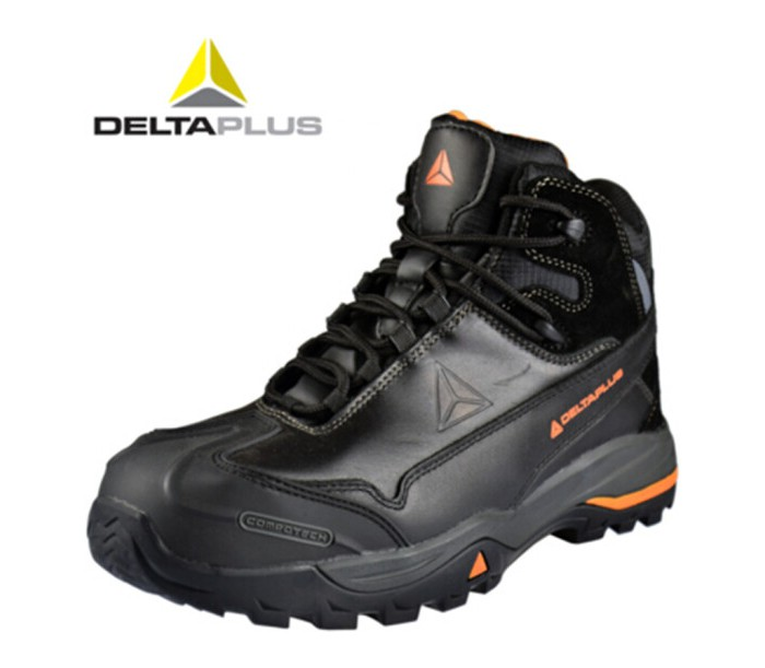 301336 TW系列耐酸碱高帮安全鞋