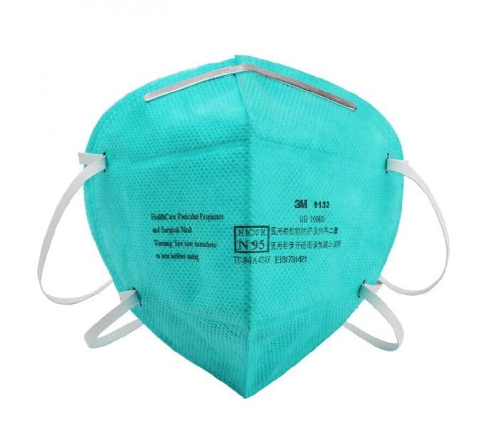 9132 头戴式医用防护口罩