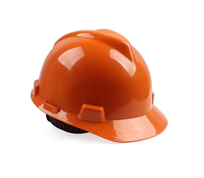 10146459 标准型 PE黄色安全帽