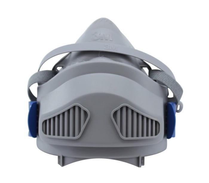 7772硅胶半面型单滤盒防护面罩