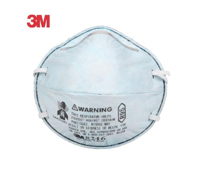 8246酸性气体异味防护口罩