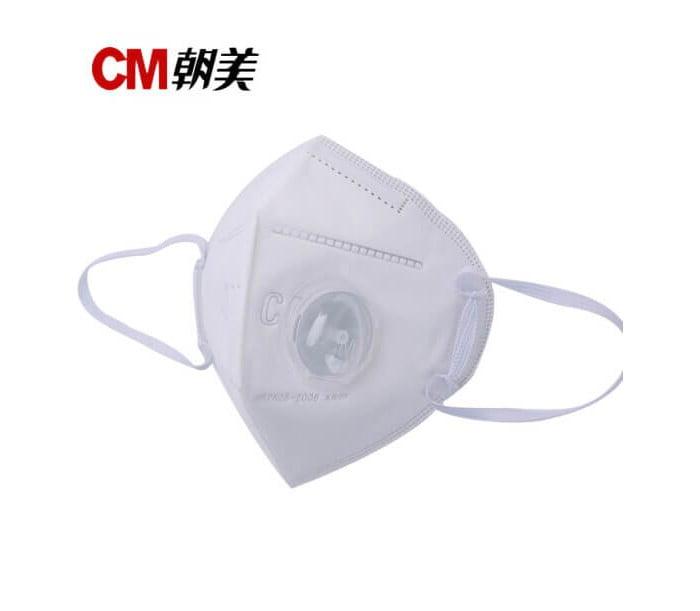6002A-3呼吸阀防尘口罩