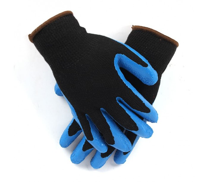 4830570 天然橡胶涂层手套