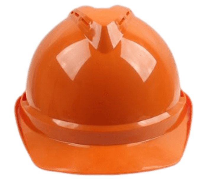 10146667 V-Gard500豪华ABS橙色安全帽