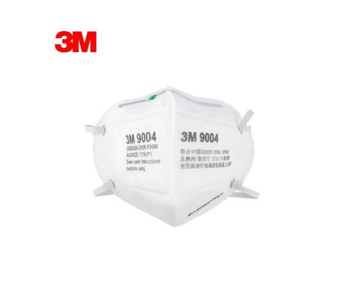 9004头带式折叠式防尘口罩