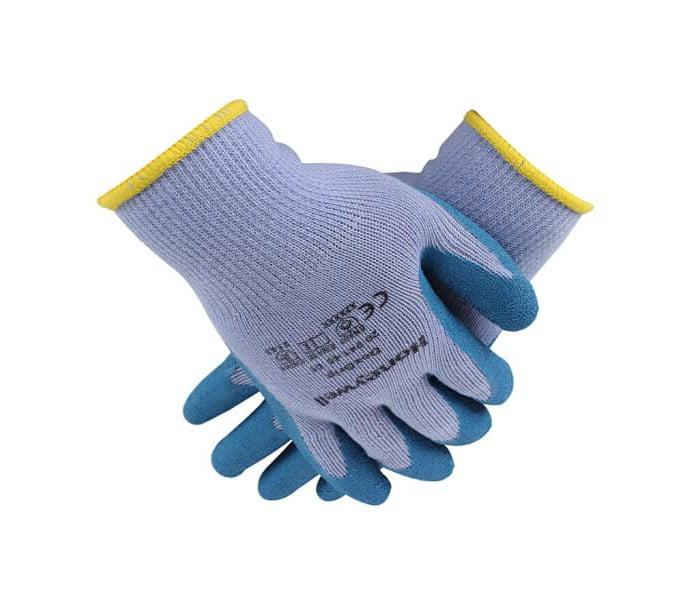 2094140CN 天然乳胶涂层手套