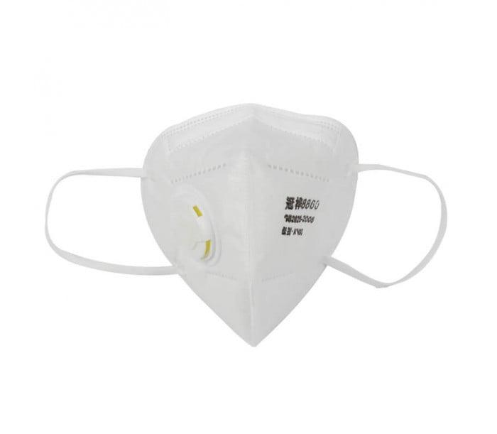 M-8860V 非医用折叠式带阀防尘口罩