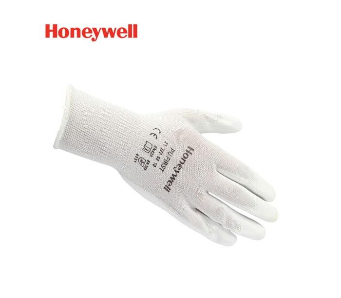 2132255CN尼龙PU涂层手套