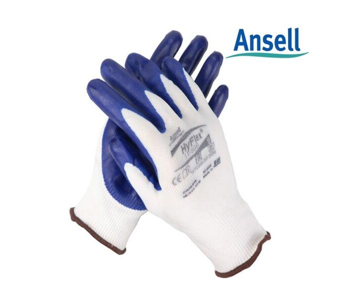11-900 防磨损丁腈涂层手套