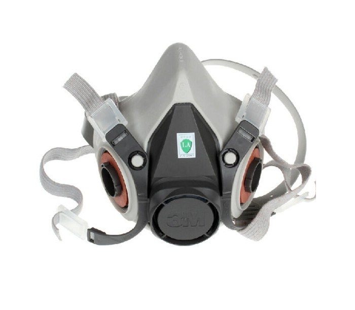 6100防毒半面罩