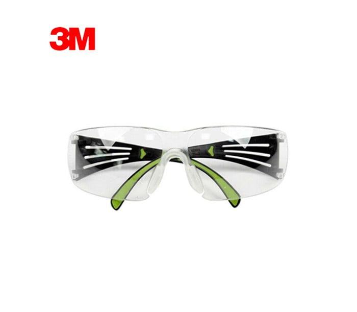 SF401AF防雾防冲击防紫外线安全眼镜