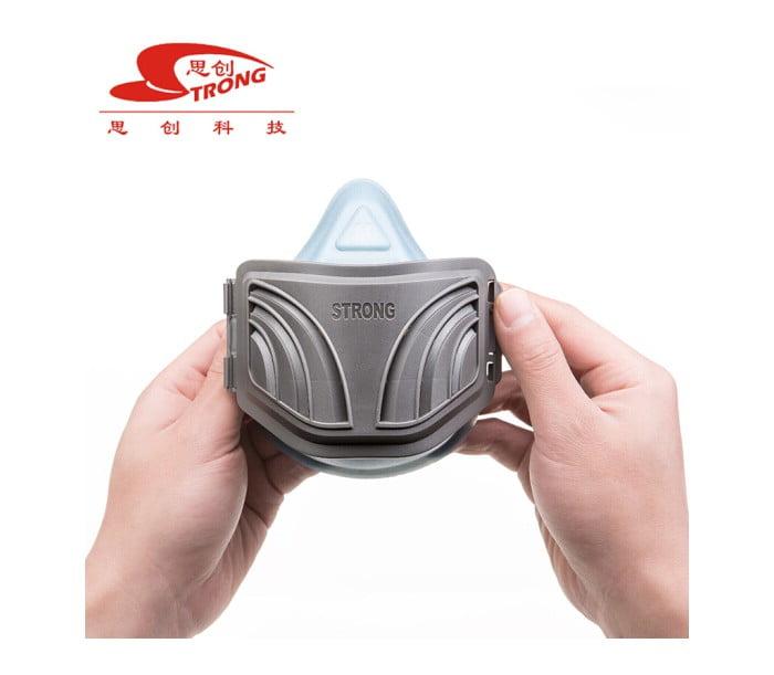 ST-1020A硅胶防颗粒物呼吸器