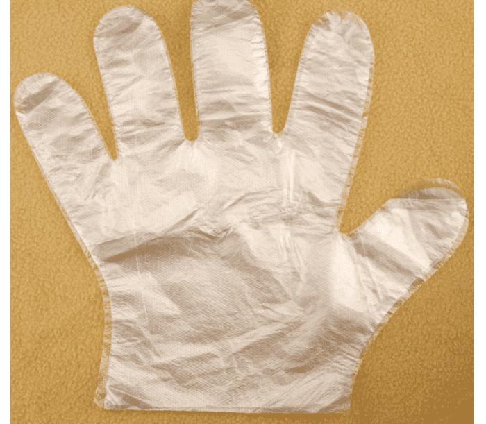 一次性透明PE手套 食品手套
