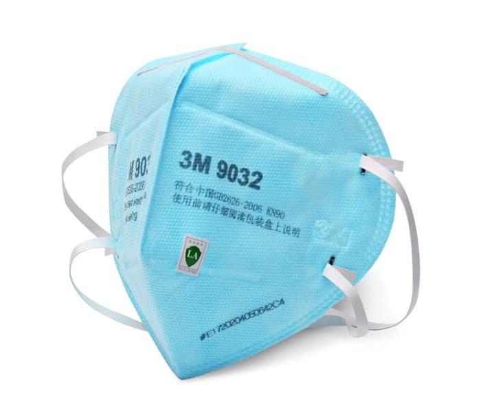 9032 头带式折叠防护口罩(KN90)