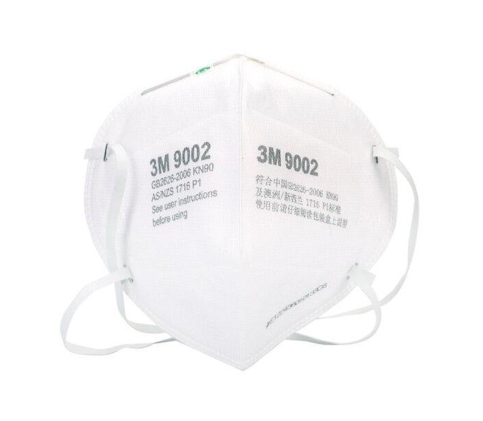 9002防雾霾防尘口罩