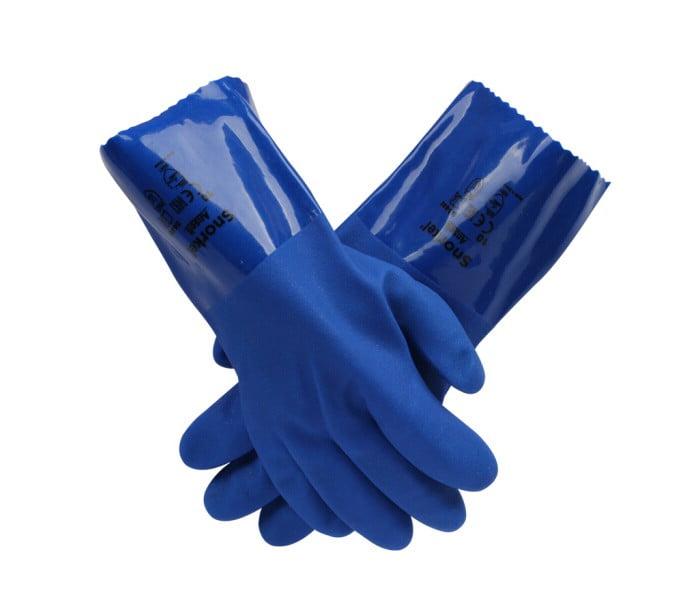 4-644聚氯乙烯防化手套