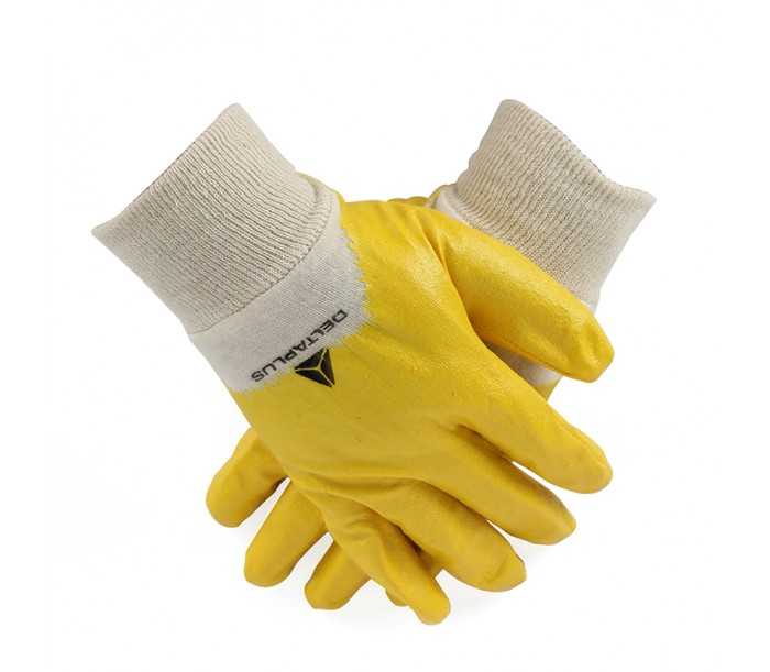 201015轻型丁腈涂层防护手套